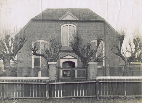 Ringwood Meeting House - Archives