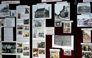 Ringwood Meeting House - Exhibitions